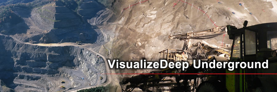Visualize Deep Underground